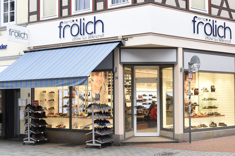 Schuhhaus Bernd Frölich